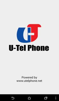 U-Tel Phone poster