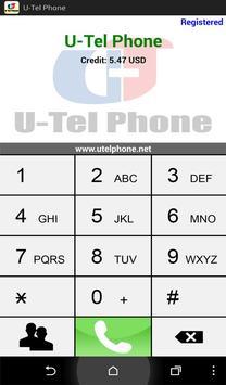 U-Tel Phone apk screenshot