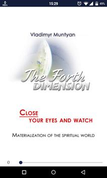 The forth dimension poster