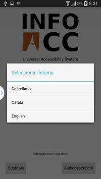 Infoaccessibilitat UAB apk screenshot