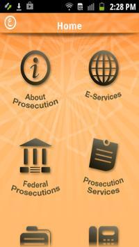 UAE Public Prosecution apk screenshot