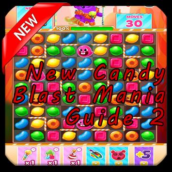 New Candy Blast Mania Guide 2 apk screenshot