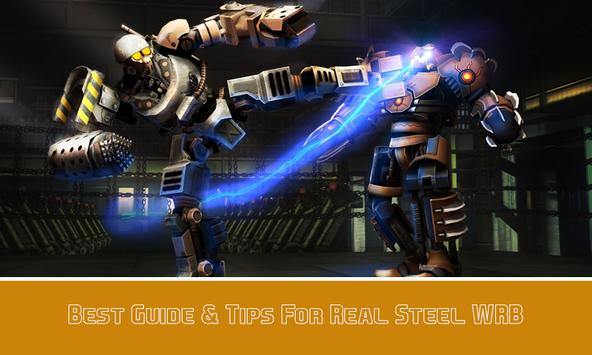 Guide Real Steel WRB apk screenshot