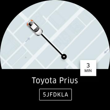 Uber apk screenshot