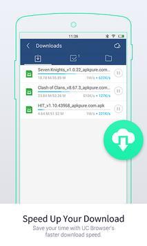 UC Browser Mini - Smooth apk screenshot