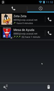 UCASAL Movil apk screenshot