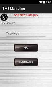 SMS Marketing apk screenshot