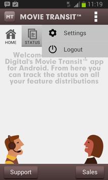 Movie Transit PL poster