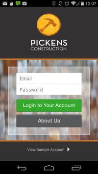 Pickens Construction apk screenshot