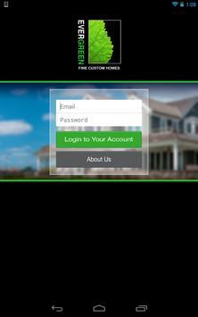 Evergreen Building Systems apk screenshot