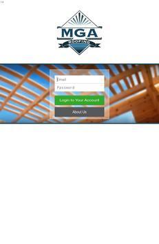 MGA Roofing apk screenshot