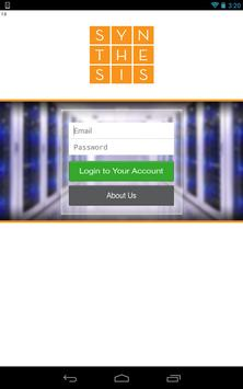 SYNTHESIS Inc. apk screenshot