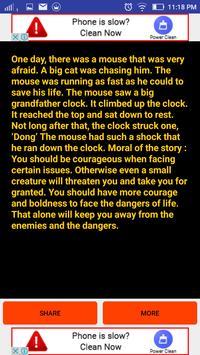 Moral Stories 10 apk screenshot