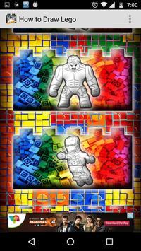 How to Draw Lego apk screenshot