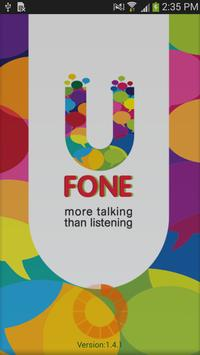 UFONE Dialer poster