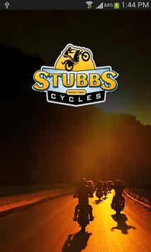 Stubbs Cycles poster