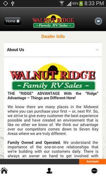 Walnut Ridge Rv apk screenshot