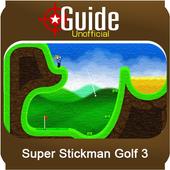 Guide Super Stickman Golf 3 icon