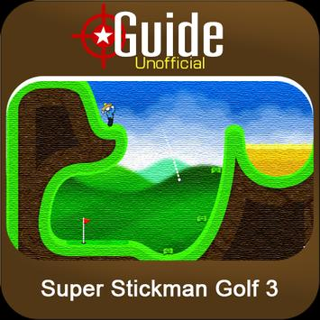 Guide Super Stickman Golf 3 poster