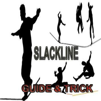Guide & Trick Slackline poster