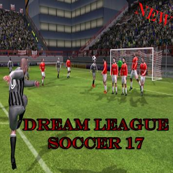 Trick Dream League Soccer 17 apk screenshot