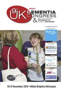 UKDC 2014 poster