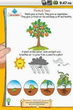 Trees And Plants for UKG Kids apk screenshot