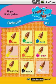 UKG-Colours poster