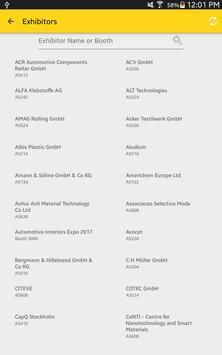 Automotive Interiors EXPO apk screenshot