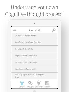 The Brain - Thought and Mind apk screenshot