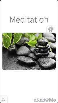 Meditation - Mind and Soul poster