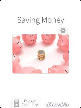 Saving Money - Budget Planning apk screenshot
