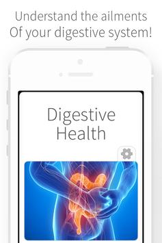 Digestive Health - Stomach Aid poster