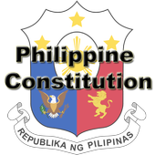 Philippines constitution icon