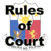 Philippines Rules of Court icon
