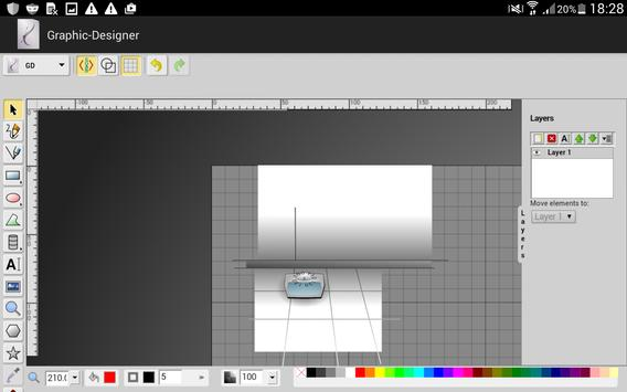 Your Graphic Designer apk screenshot