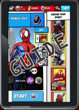 Guides For Ultimate Spiderman poster