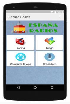 España Radios poster