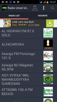 Radio Umat Islam apk screenshot