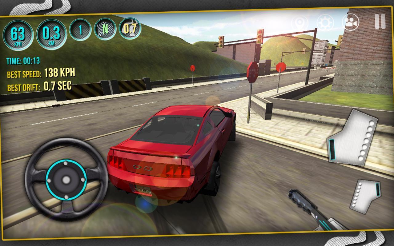 Drift Car Simulator 3d Apk Baixar Gr 225 Tis Simula 231 227 O Jogo