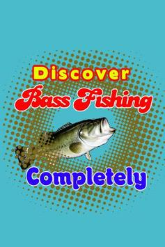 Discover Bass Fishing Compl. poster