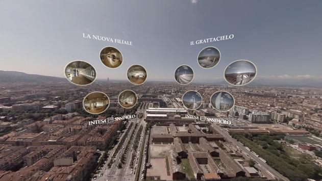 Intesa Sanpaolo VR Cardboard apk screenshot