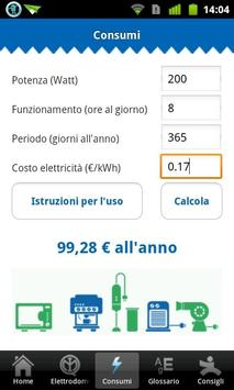 Elettrodomestici apk screenshot