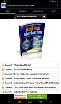 Start Social Media Marketing apk screenshot