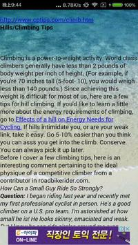 Racing Guide of Hill Climb apk screenshot