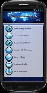 The HOP Network apk screenshot