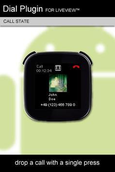 DialPlugin for LiveView™ apk screenshot