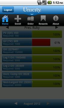 Unicity Office apk screenshot