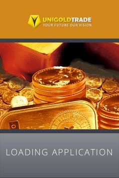 Uni Gold Trade poster