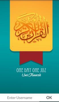 Daily Quran Unijannah poster